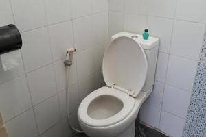Banana Homestay Yogyakarta - Kamar mandi