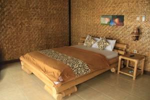 Balangan Cottage Bali - Tempat Tidur Bungalow