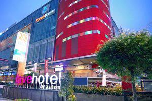 Favehotel LTC Glodok 12 Km Dari Kota Tua Jakarta