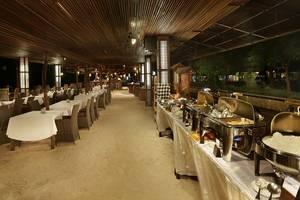 Hotel Villa Ombak Lombok - Restoran