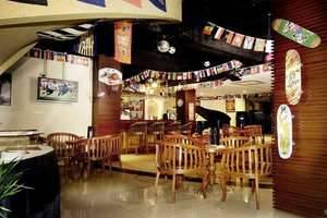 Hotel Jayakarta Jakarta - Bar & Lounge