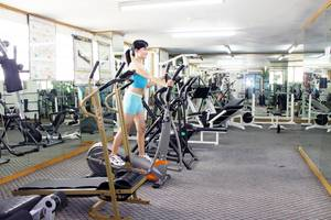 Hotel Jayakarta Jakarta - Fitness Centre