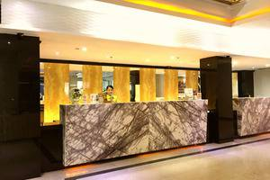 Grand Hawaii Hotel Pekanbaru - Lobby