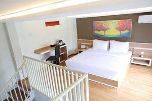 Samara Resort Malang - Deluxe Mezanine Room