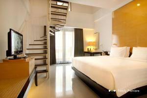Hotel Santika Premier Malang - RUANG BAWAH UNTUK FAMILY PREMIERE