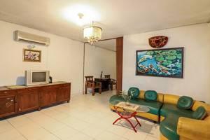 NIDA Rooms Yogyakarta Balecatur Raya - Ruang tamu