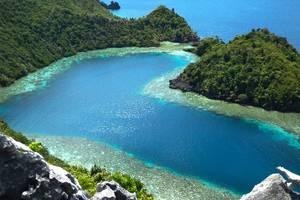 Jannah Homestay Raja Ampat - Laguna Love adalah salah satu tempat yang berada dekat di Jannah Hometsay