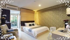 Tendean Residence Jakarta - Bedroom