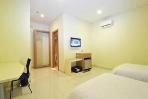 StudioInn & Suites Semarang Semarang - Kamar tamu