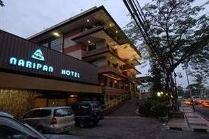 The Naripan Hotel Bandung - Tampak luar