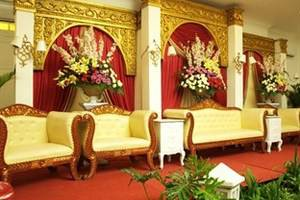 The Naripan Hotel Bandung - ballroom