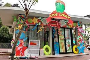 HARRIS Hotel Malang - Dino kid's club