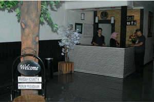 Hotel Biuti Banjarmasin - Resepsionis