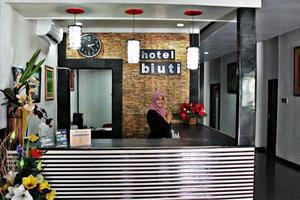 Hotel Biuti Banjarmasin - lobi