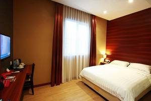 The Batik Hotel Medan - KAMAR DELUXE DOUBLE