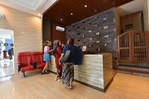 The Batik Hotel Medan - Lobi
