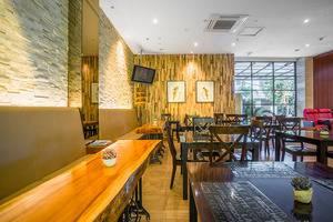 The Batik Hotel Medan - restaurant