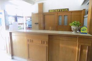 Hotel SAS Syariah Banjarmasin - Front Desk