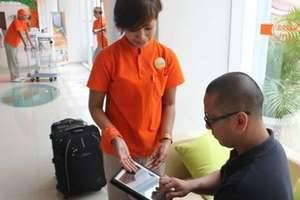 HARRIS Hotel Batam Center - Layanan iPad