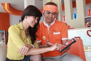 HARRIS Hotel Batam Center - IPAD Checkin