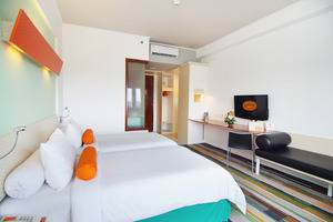 HARRIS Hotel Batam Center - Harris Room Twin Bed - City View 2
