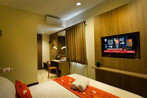 Kytos Hotel Bandung - family suite