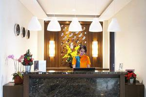 Kytos Hotel Bandung - Front office