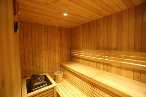 Grand Whiz Poins Square Simatupang - Sauna