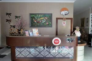 NIDA Rooms Sutomo 2 Pakualaman - Lobi