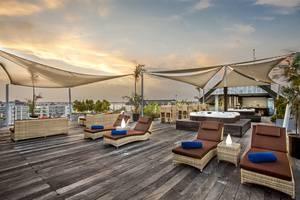 Hotel Zia Bali - Seminyak Bali - Eksterior