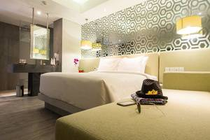 Hotel Zia Bali - Seminyak Bali - Kebaikan kamar
