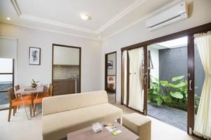 Umah D' kampoeng Bali - Ruang tamu