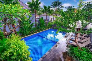 Umah D' kampoeng Bali - Kolam Renang