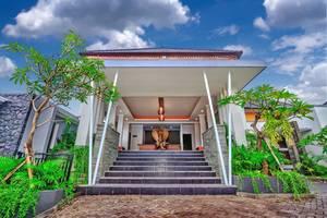 Umah D' kampoeng Bali - pemandangan