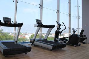 HARRIS Hotel & Conventions Solo Solo - Fitness