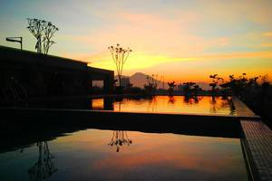 Grand Tjokro Bandung - Swimming Pool