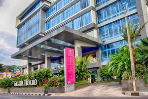 Grand Tjokro Bandung - Tampilan Luar Hotel