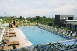 Grand Tjokro Bandung - Kolam Renang