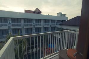 Abian Harmony Hotel Sanur - Balcon