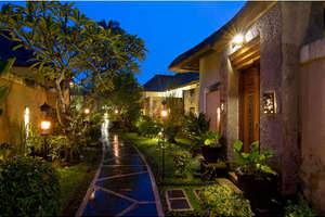 Desa Muda Village Seminyak - Pemandangan Villa