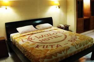 La Walon Hotel Bali - Kamar Tamu