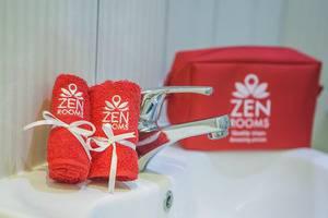 ZEN Premium Nusa Penida Sakti Bali - Kamar mandi