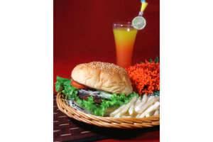 BJ. Perdana Pasuruan - Super Burger