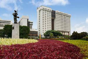 Hotel Aryaduta Jakarta - Bangunan
