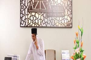 Aziza Syariah Hotel Solo By Horison Solo - Resepsionis