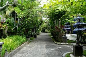 Fare Tii Villas by Premier Hospitality Asia Bali - Taman