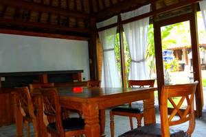 Fare Tii Villas by Premier Hospitality Asia Bali - Ruang Makan