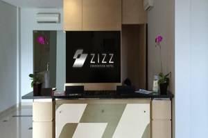 Zizz Convention Hotel Bali - Resepsionis