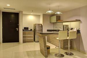 Singkenken Hotel Bali - Kamar livingi