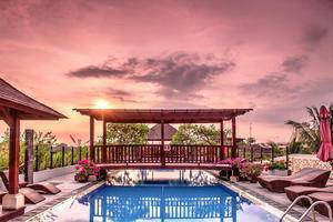 Singkenken Hotel Bali - Kolam Renang